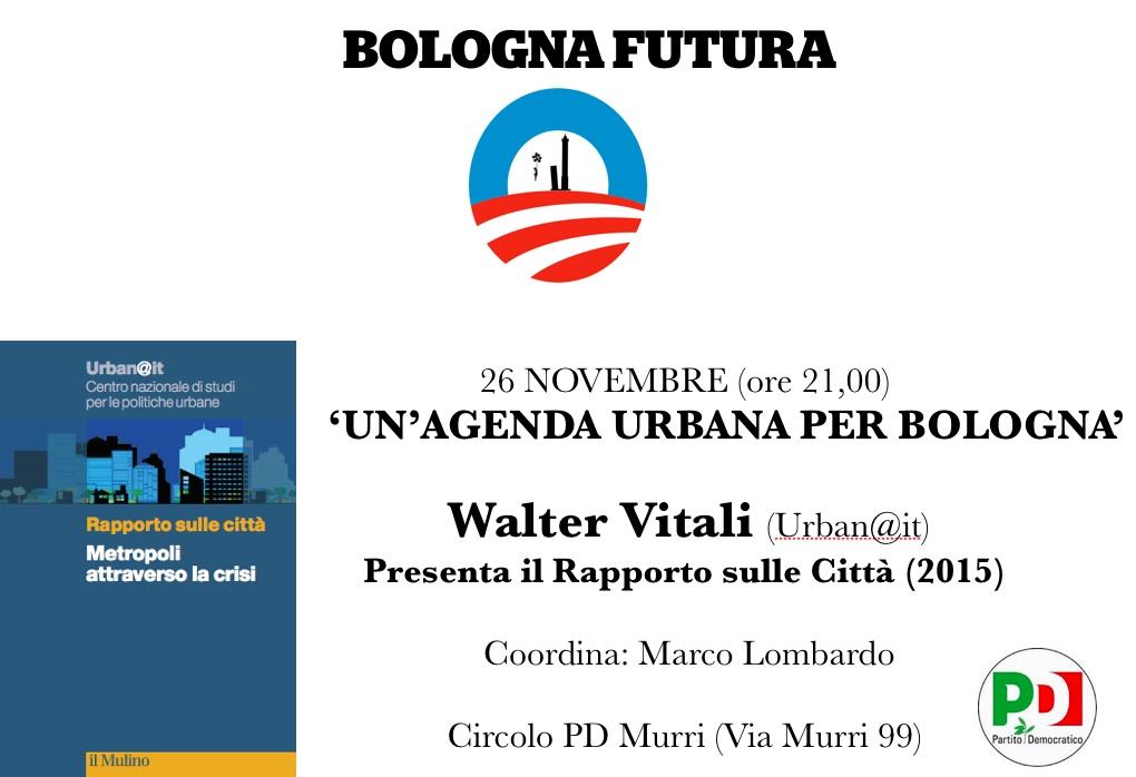 Agenda Urbana_Walter Vitali